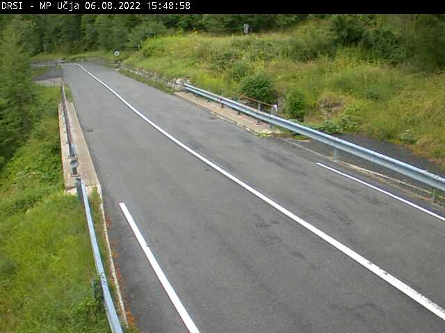 Predil Pass webcam